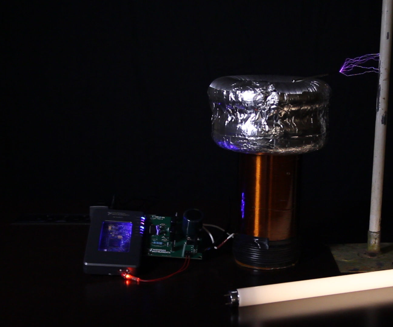 How To Make A Musical Solid State Tesla Coil (SSTC) That Plays Guitar!