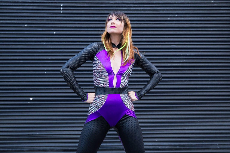 Designing a Spandex Supersuit