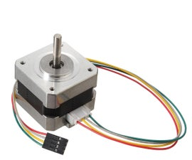 Make Music With Stepper Motors!