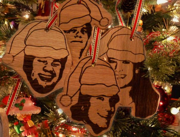 Christmas Heads!