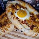 Customizeable Breakfast Bread Boats