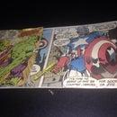 Comic Book Money Holder