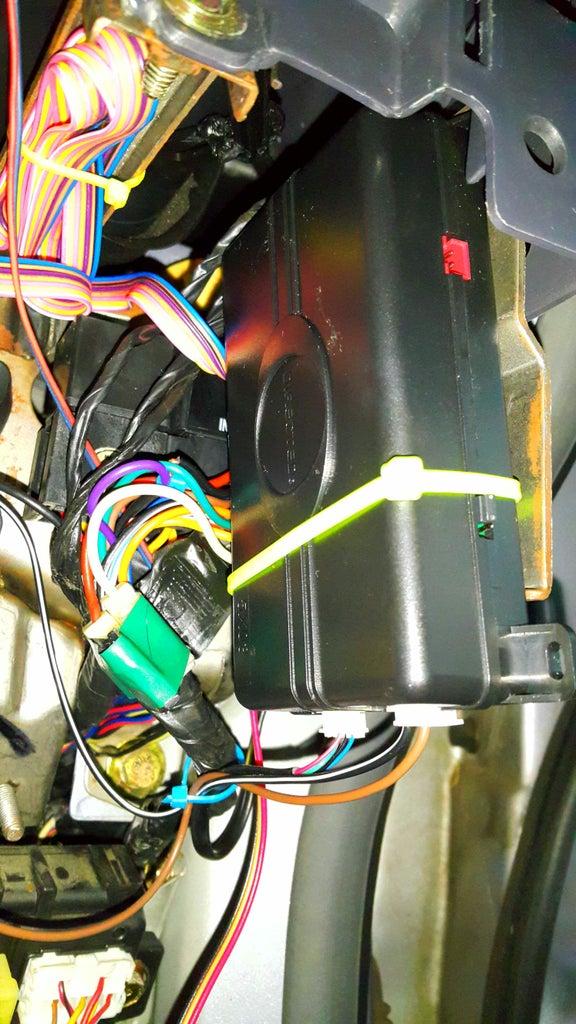 Starter wiring diagram remote car Vehicle Wiring