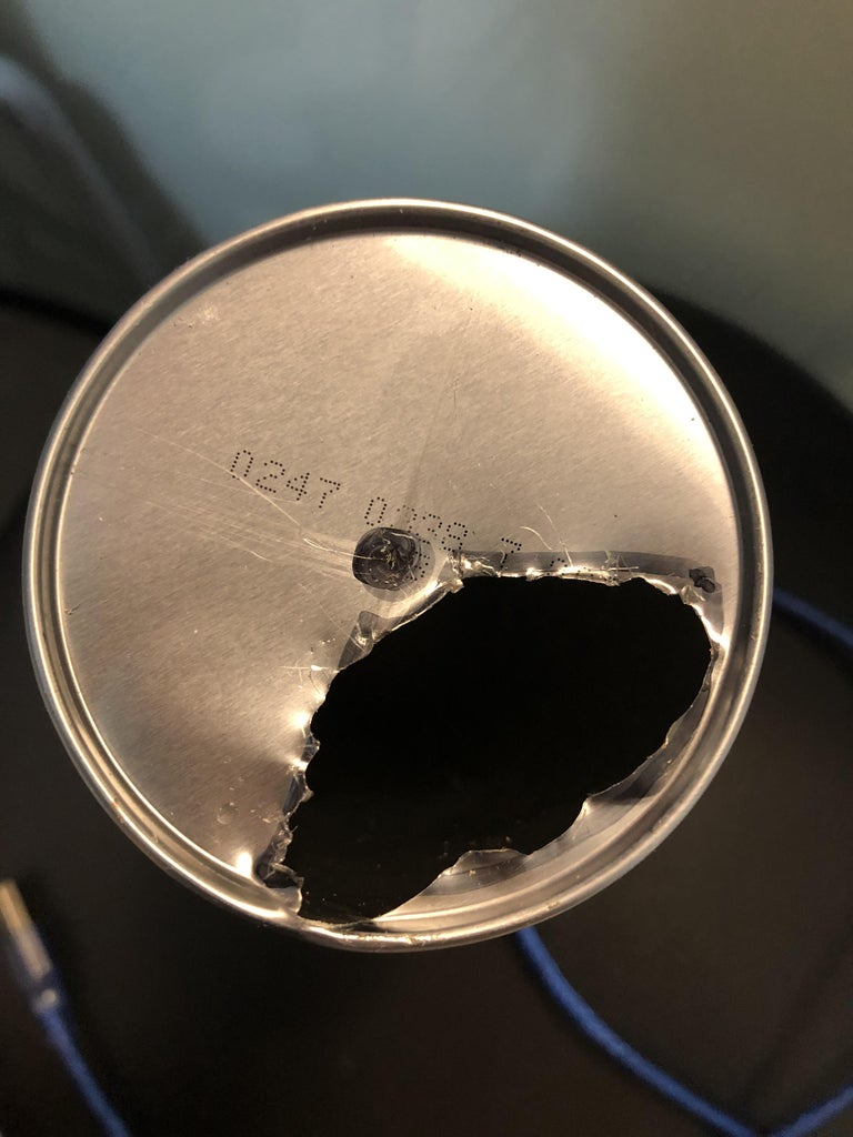 Cut the Plastic and the Can
