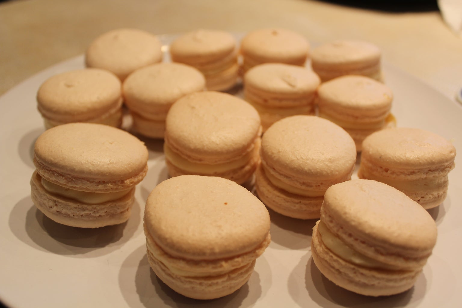 The Perfect French Macaroon
