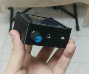 Light Flicker Detector