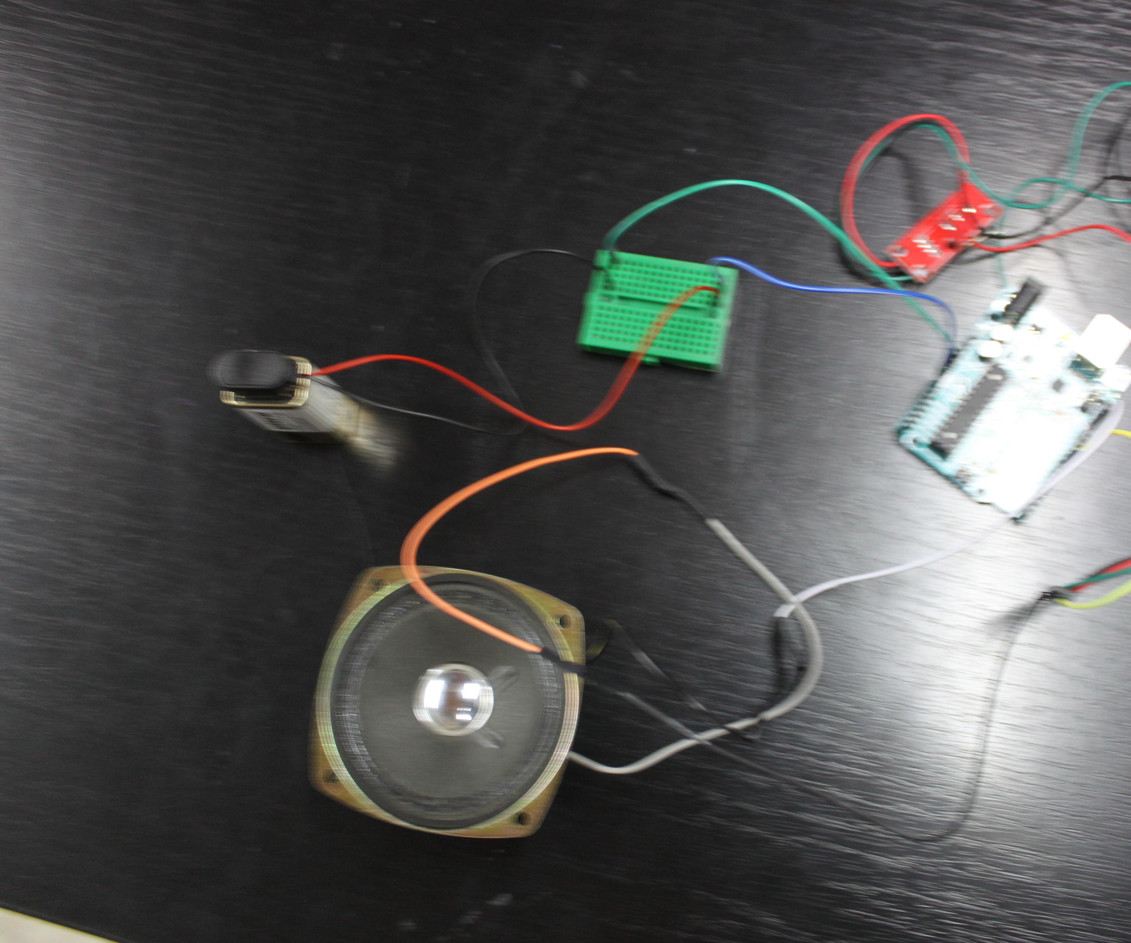 Arduino Door Alarm