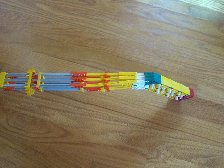 Connecting Hockey Stick