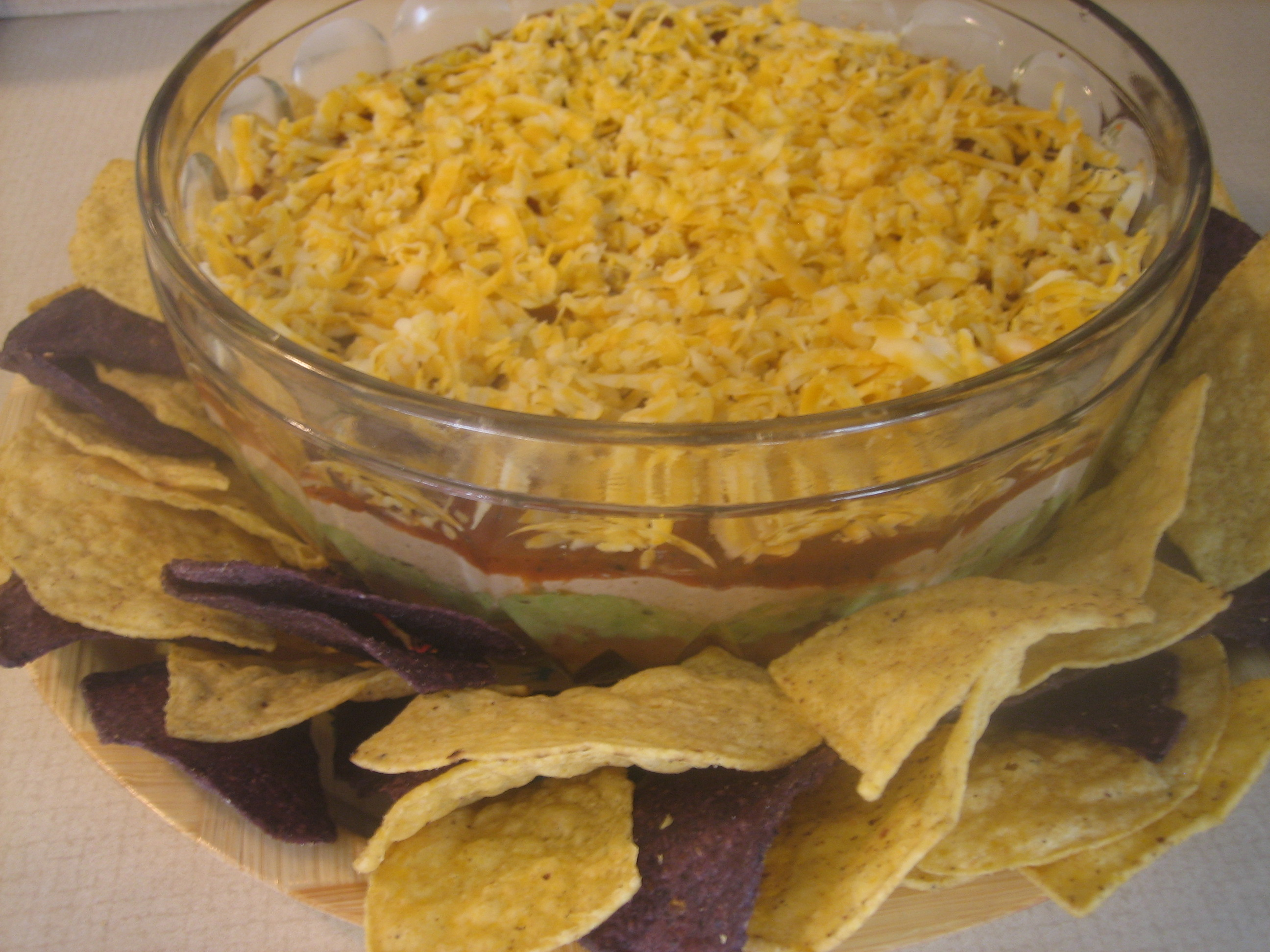 Awesome Mexican Dip