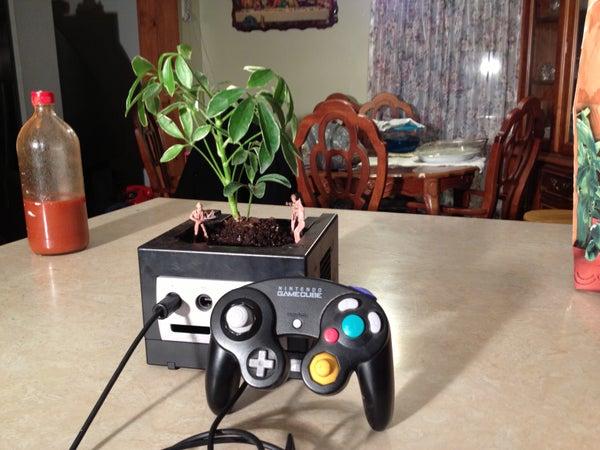 Build a Plants Vs Zombies Planter