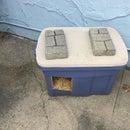 DIY Stray Cat House