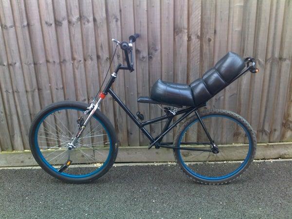 Unicycle Recumbent