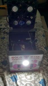 Cheap DIY Fully Automatic AC Inverter / DC UPS