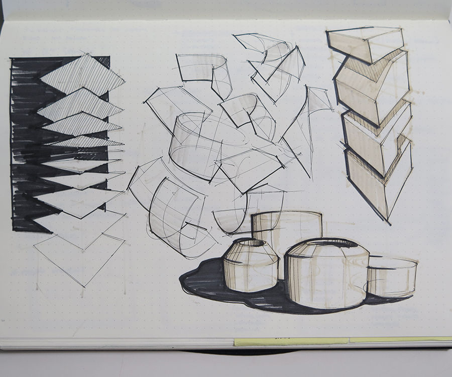How to Draw Rendering: For Makers
