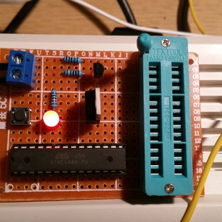 AVR High Voltage Programming (Fuses Rescue)