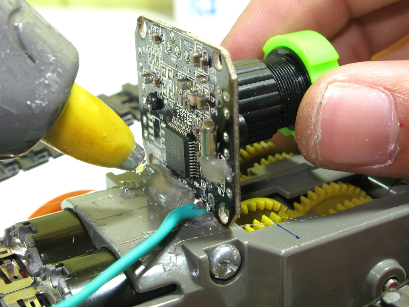 Mounting the IP Camera