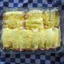 Chicory with ham and cheese by Lemuel Schoonderwoerd