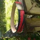 Cinturón de piel con hebilla extraíble