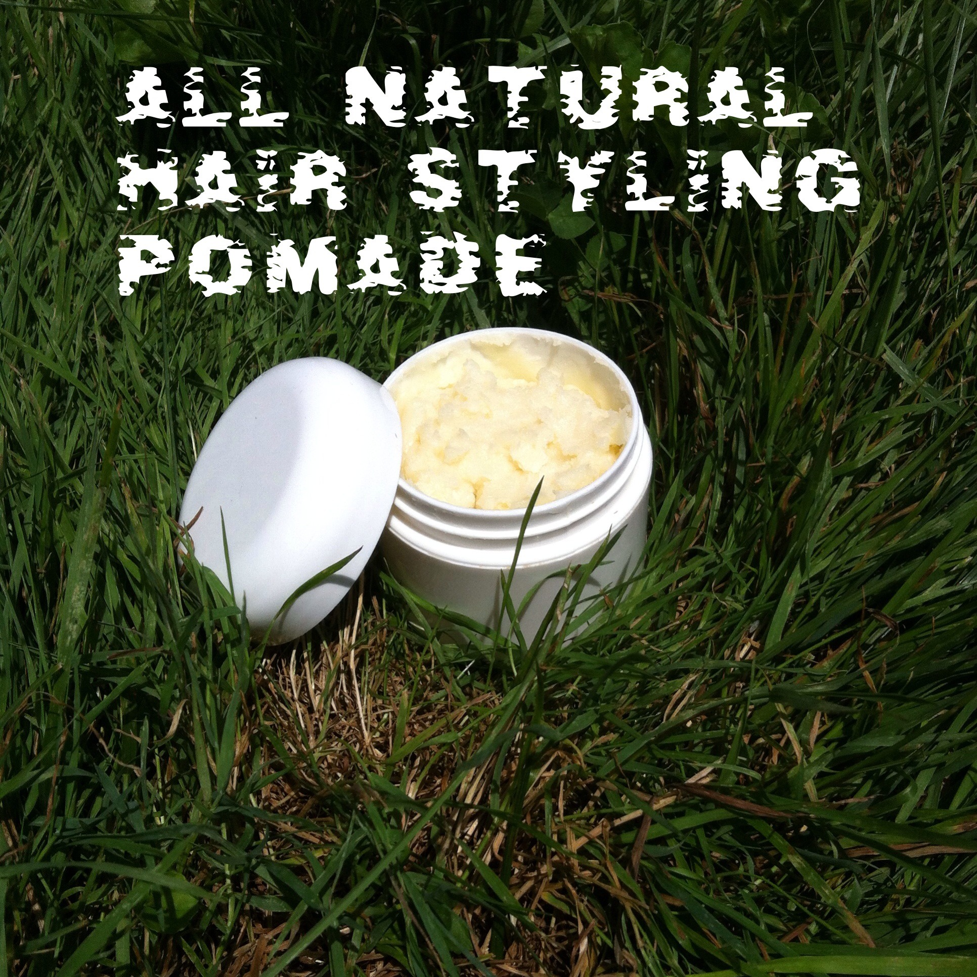 All Natural Diy Hair Styling Pomade 5 Steps With Pictures Instructables