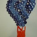 Quilling Hot Hot Air Balloon