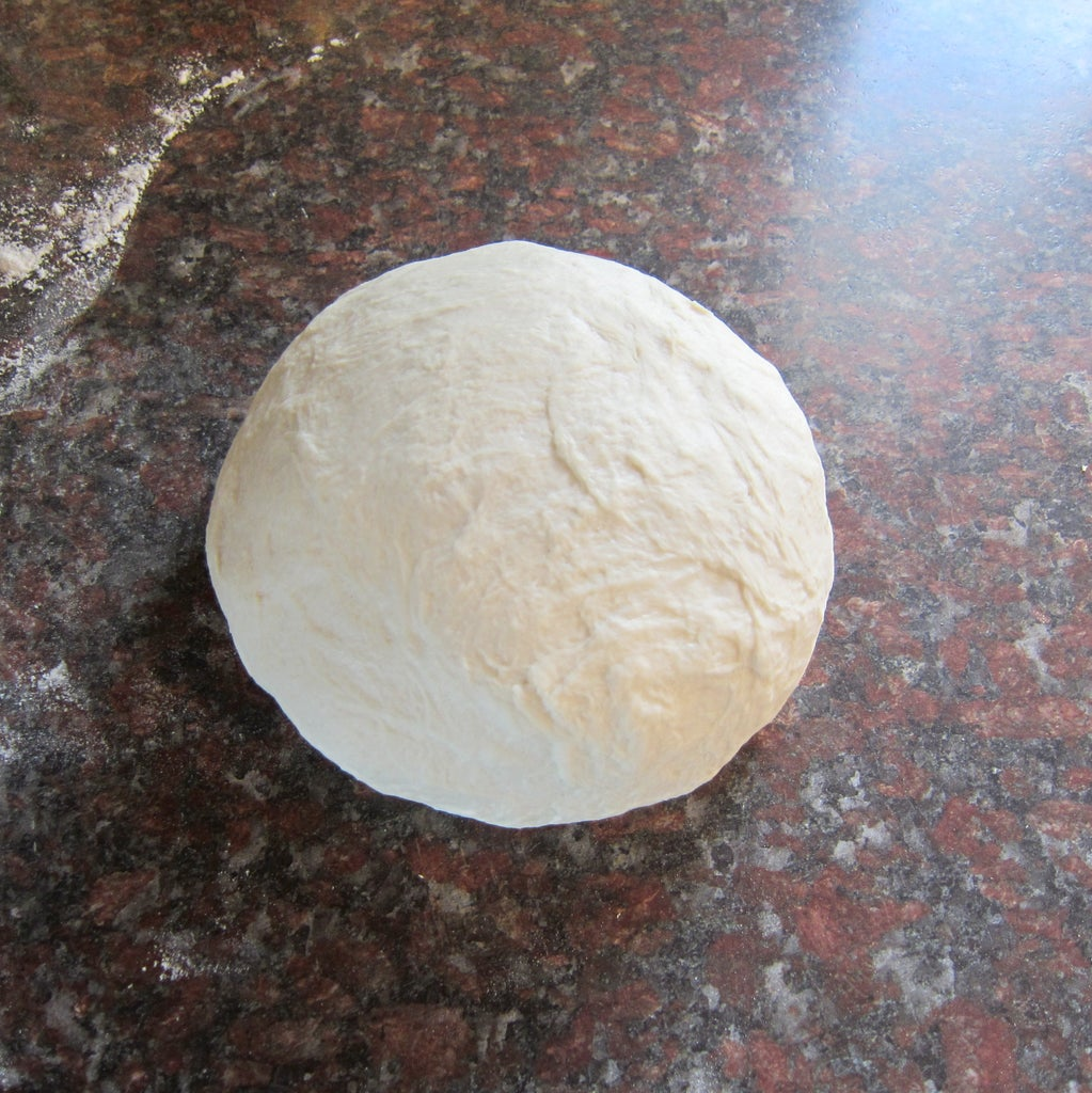 Make Pizza Dough and Proof