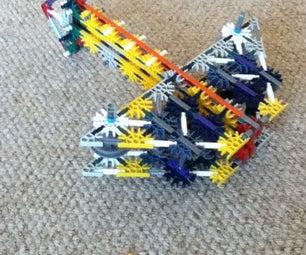 Knex Small Heavy Cannon