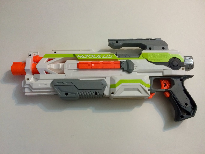 Blaster Reassembly