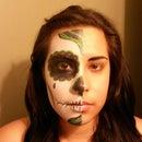 Dia de Los Muertos Make-Up!