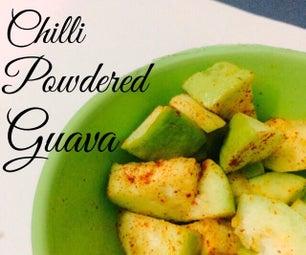 Chilli Powdered Guava
