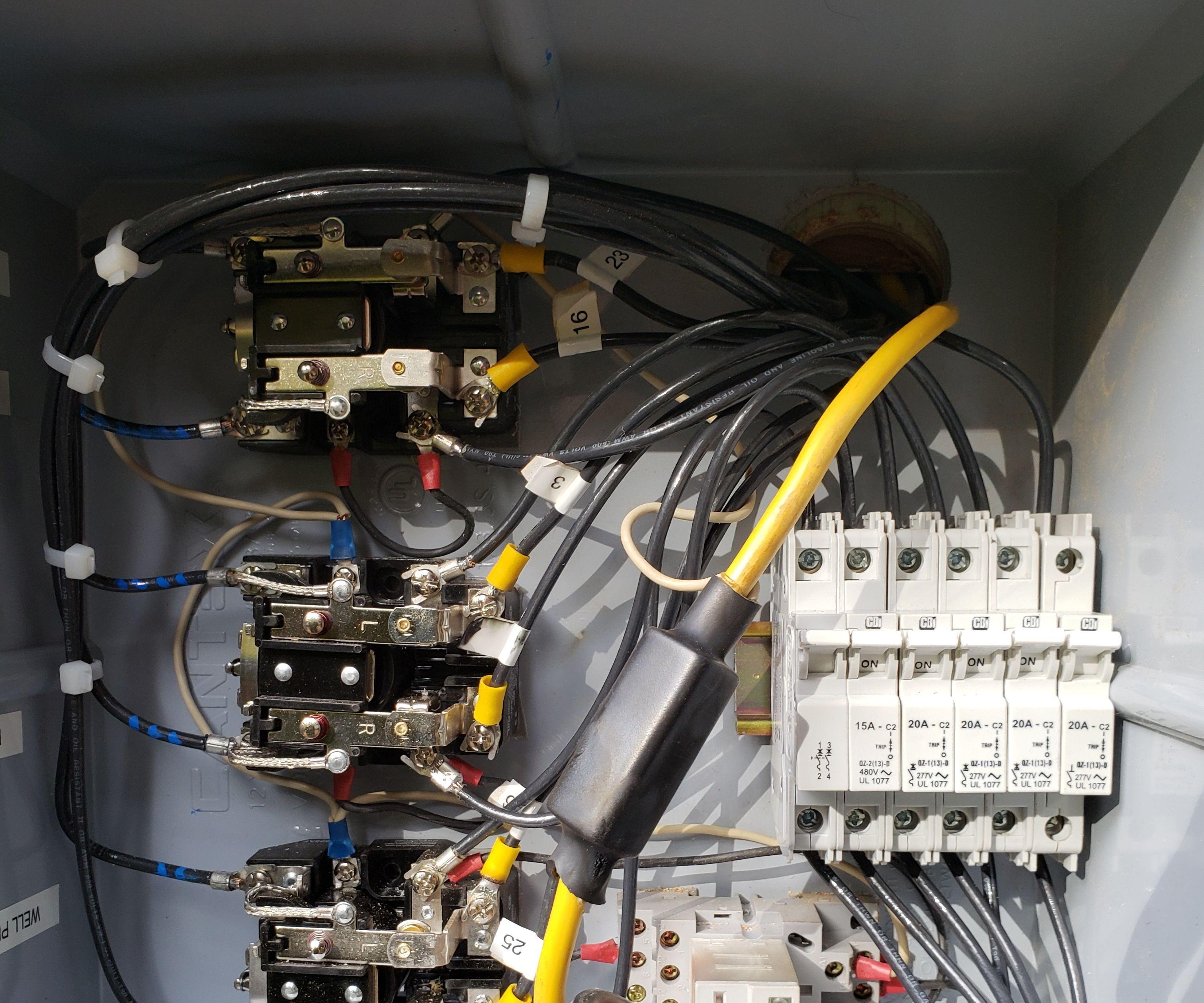 Automatic Generator Transfer Switch