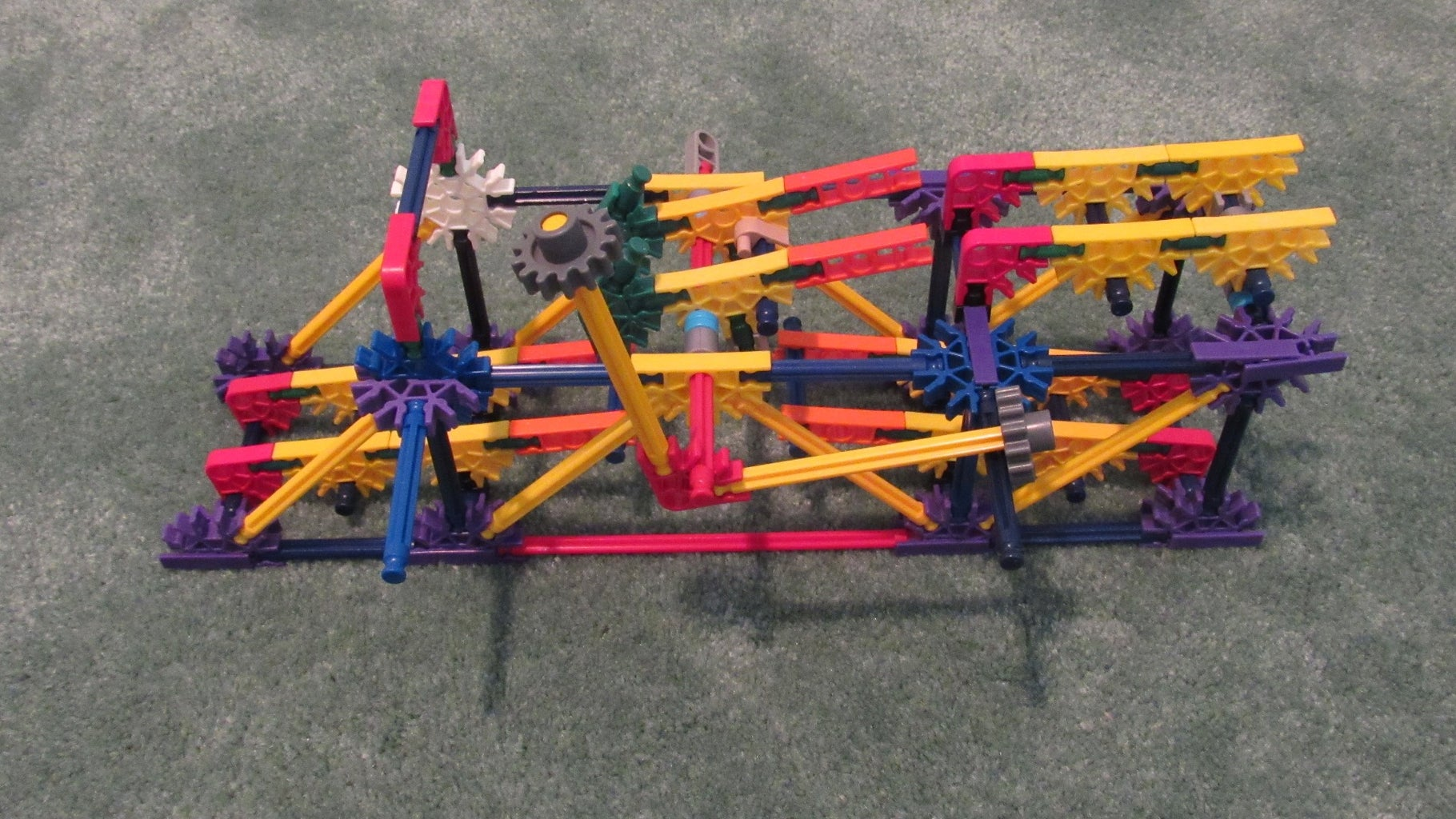 Compact Separator: a K'nex Ball Machine Separator