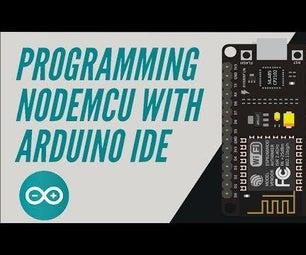 PROGRAMMING ESP/NODEMCU WITH ARDUINO IDE