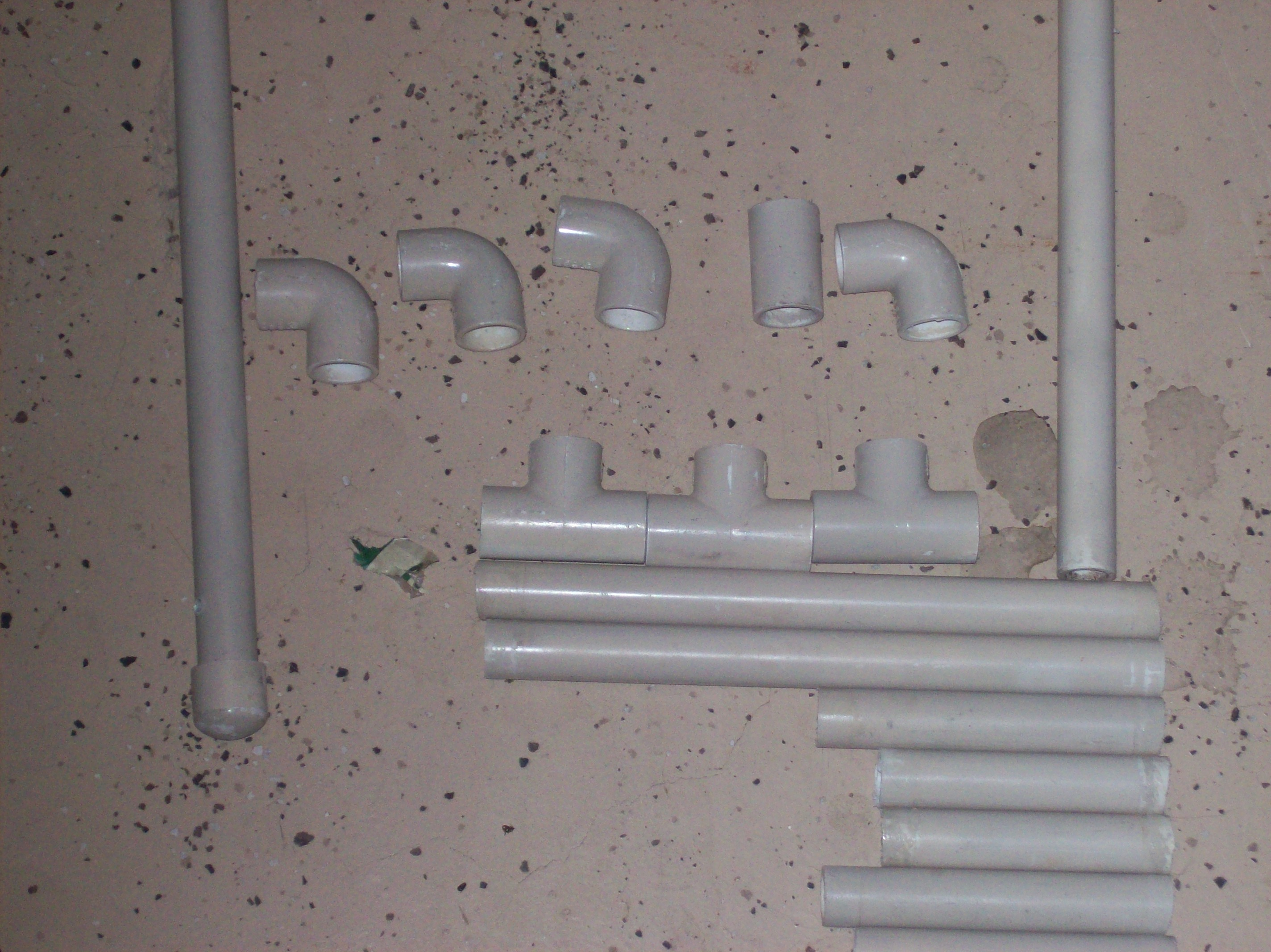 PVC Flag Poles