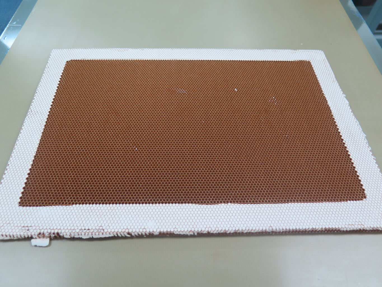 Mold Core Prep - Vacuum Bag = DONE