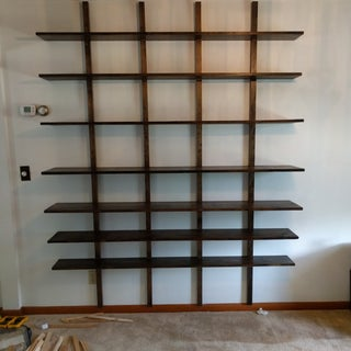 How to Make and Install Hungarian Shelves
