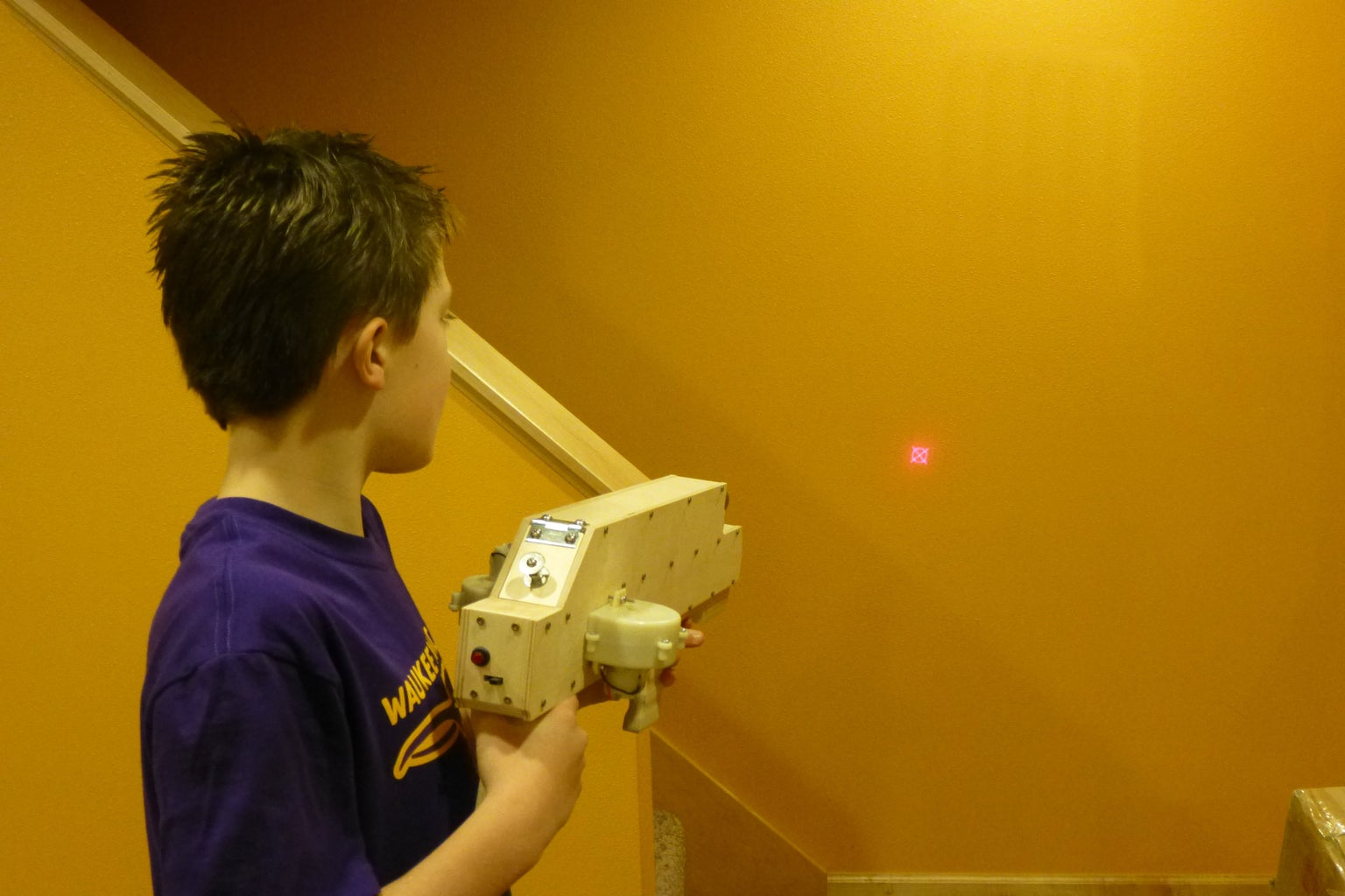 Motorized Ping Pong Ball Guns