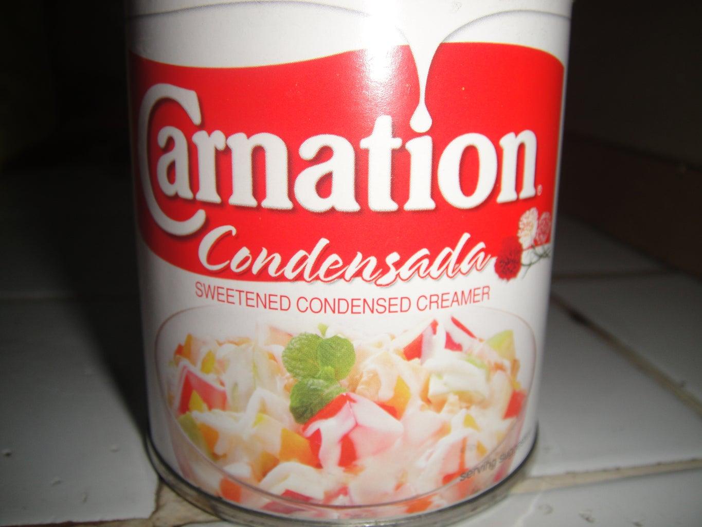Put in the Condensed Milk