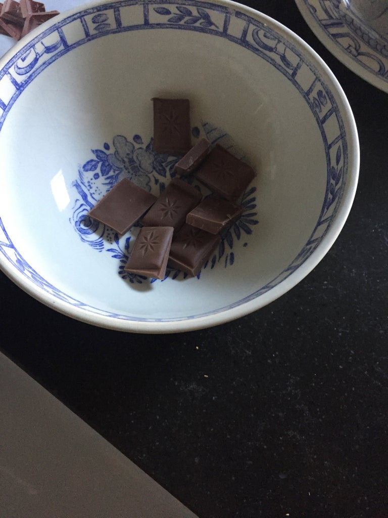 Break the Chocolate Into Little Pieces