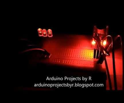 Music Reactive LEDs (Prototype)