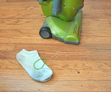 Vacuum Small Items