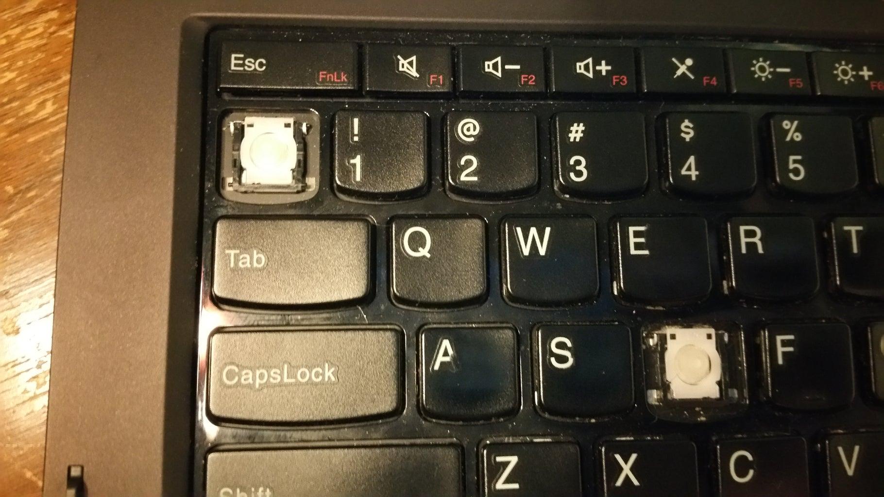 Find a Donor Key Cap