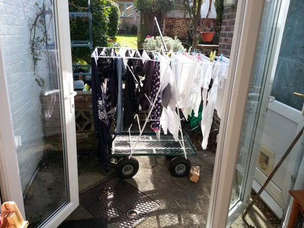 Mobile Clothes Airer / Dryer