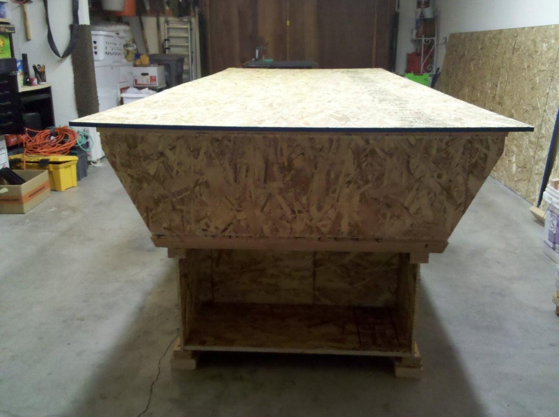 Build a Pour Table