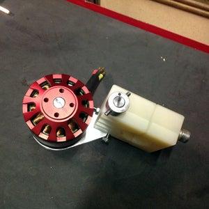 Friction Drive Assembly