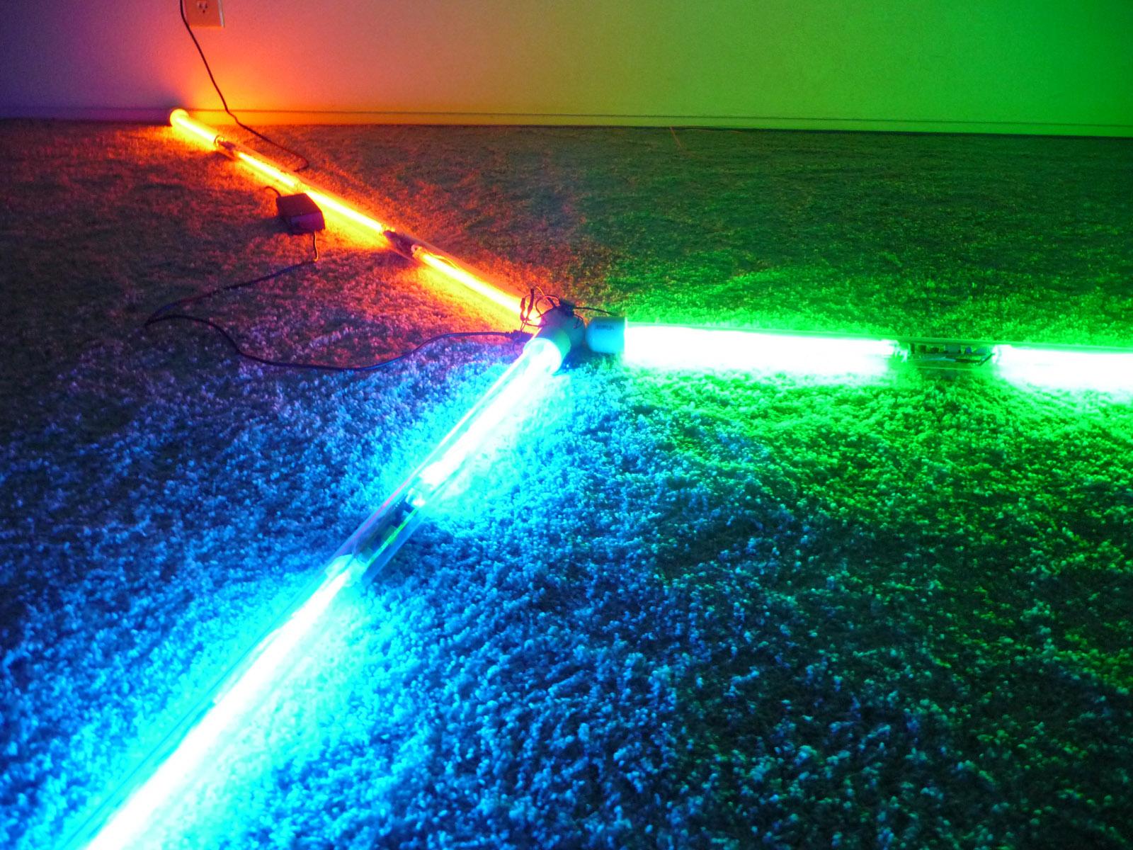 Cold Cathode Light Tube