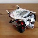 乐高EV3迷宫驾驶机器人AI