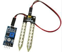 Soil Moisture Meter Detection module for Arduino Gardening