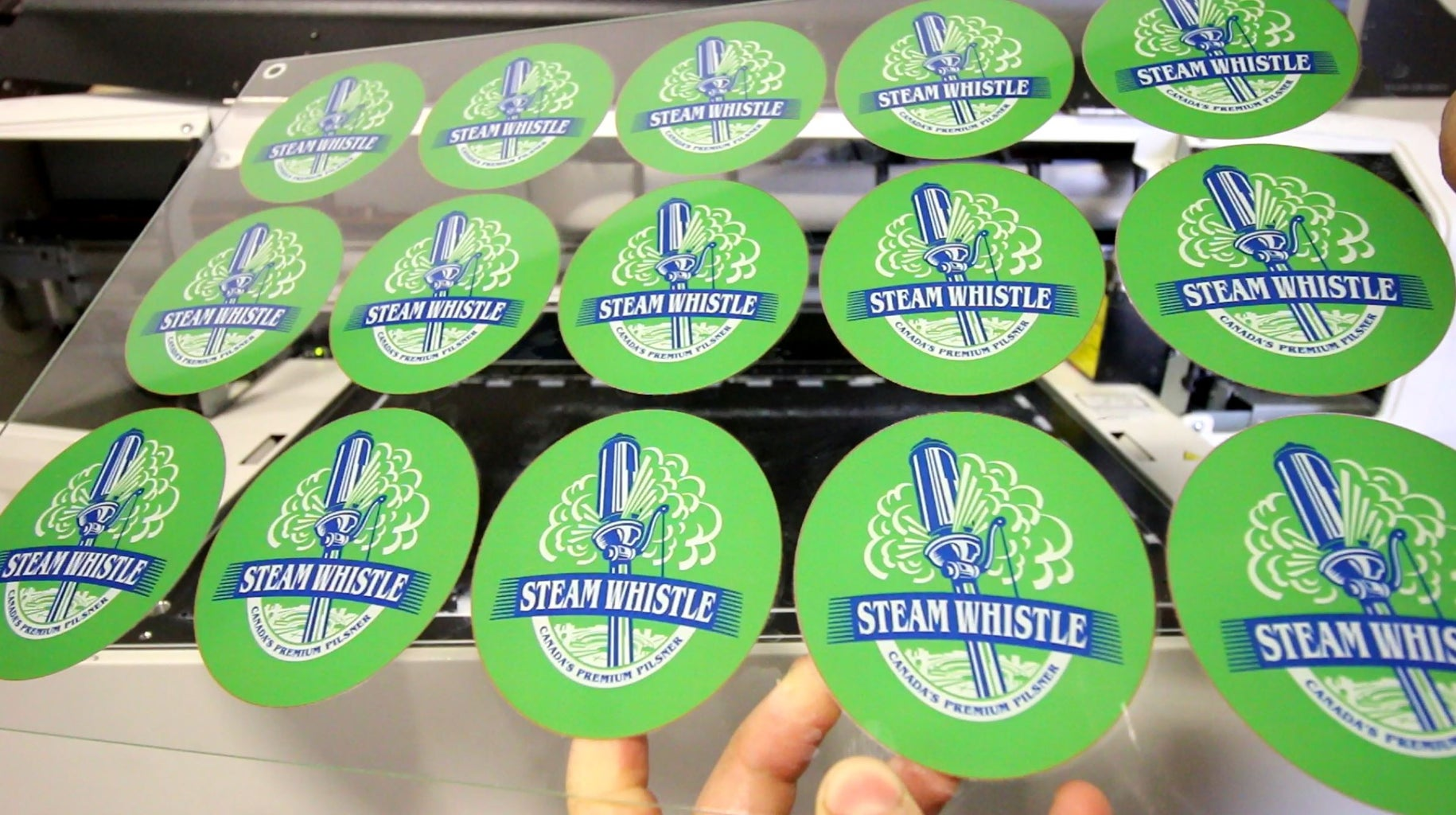 Coaster 10: Steam Whistle Brewing