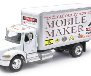 """The """"ridiculously.awesome"""" Mobile Maker Project"""