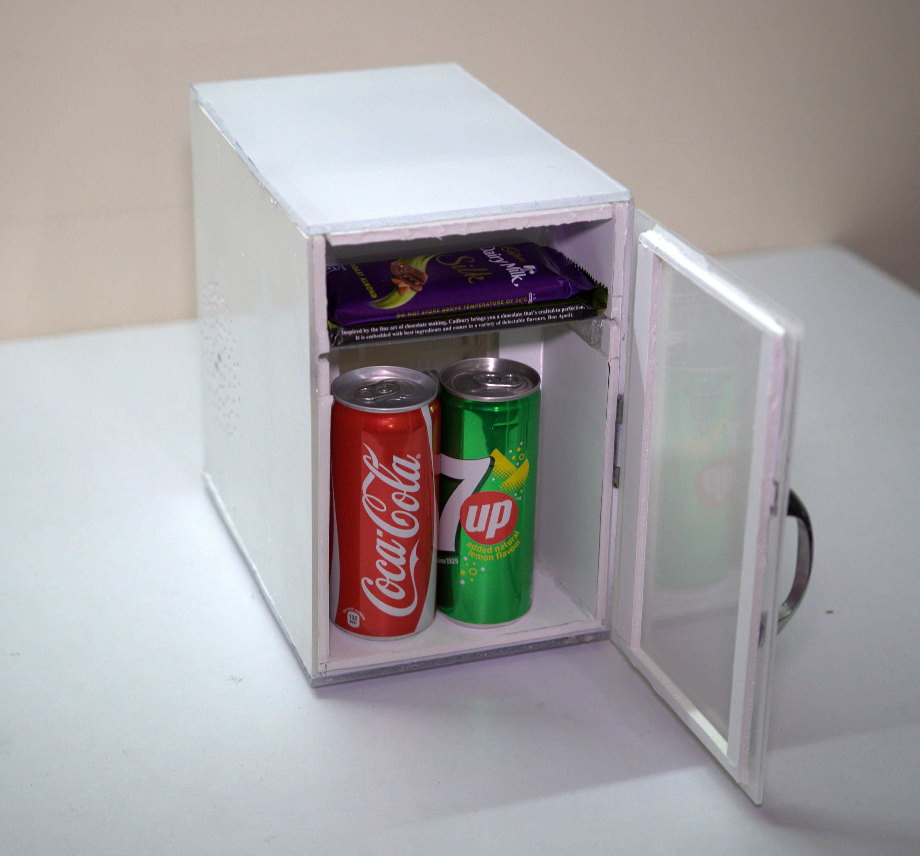 Diy Portable Mini Refrigerator 19 Steps With Pictures Instructables